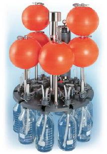 小型多通道连续采水器multi-limnos