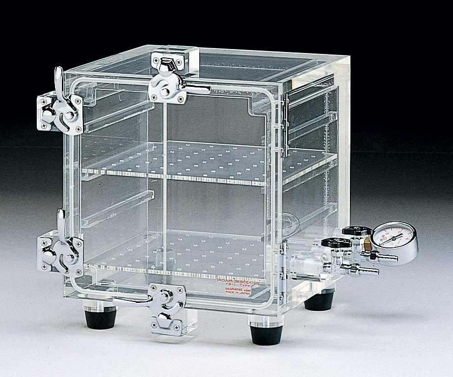 YB-1型透明丙烯酸真空干燥器