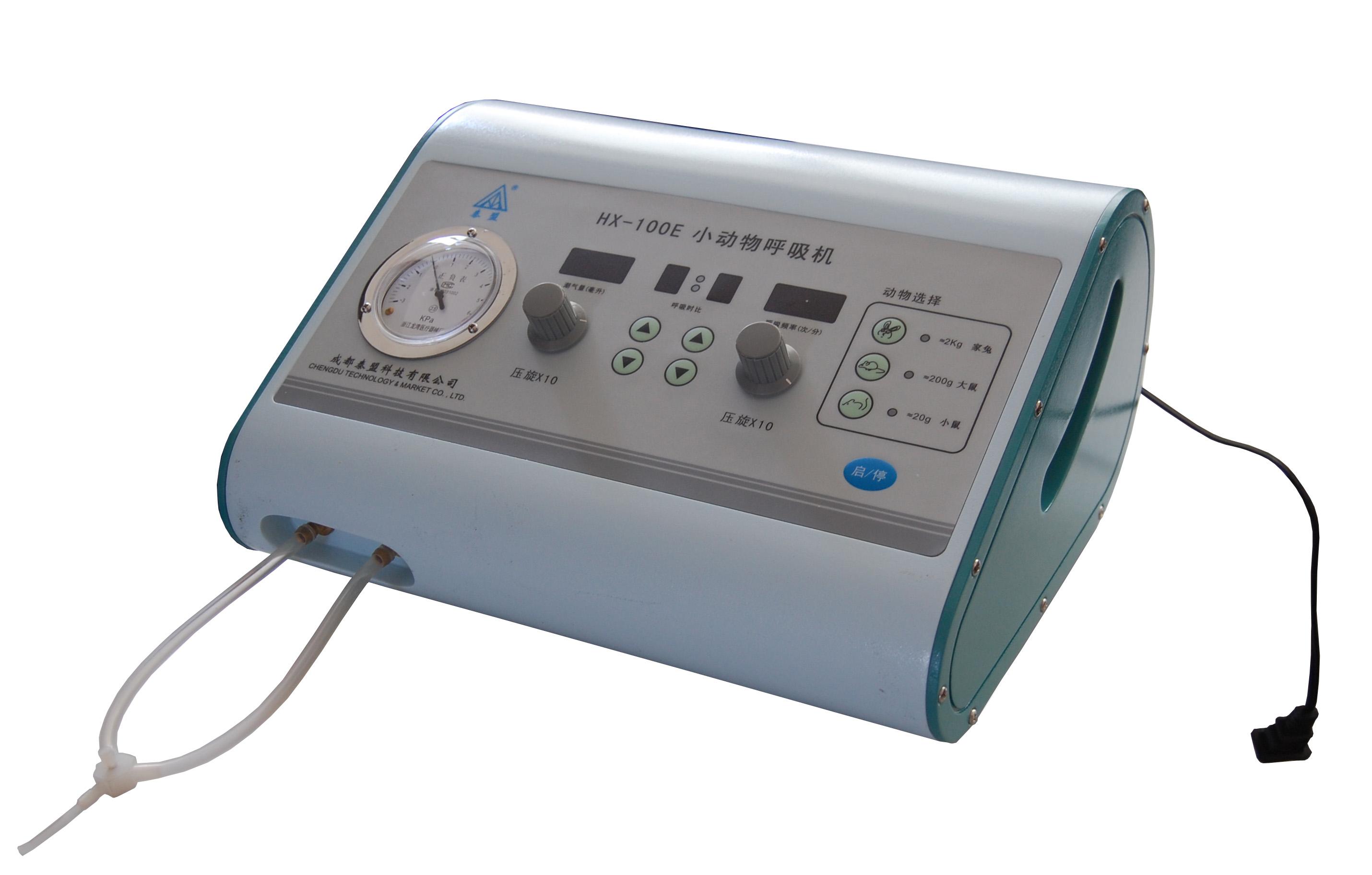 泰盟 小动物呼吸机HX-100E