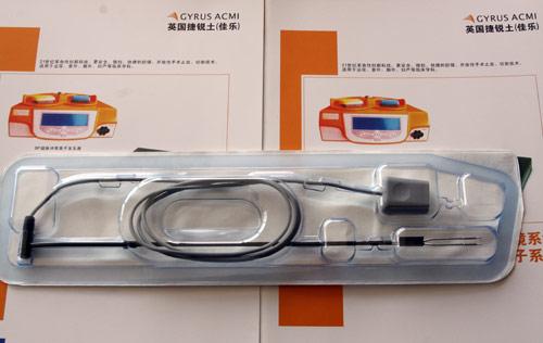 英国佳乐超脉冲等离子电切环-744200型 GYRUS ACMI