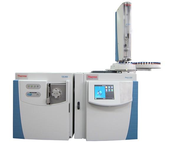 TSQ 8000 GC-MSMS