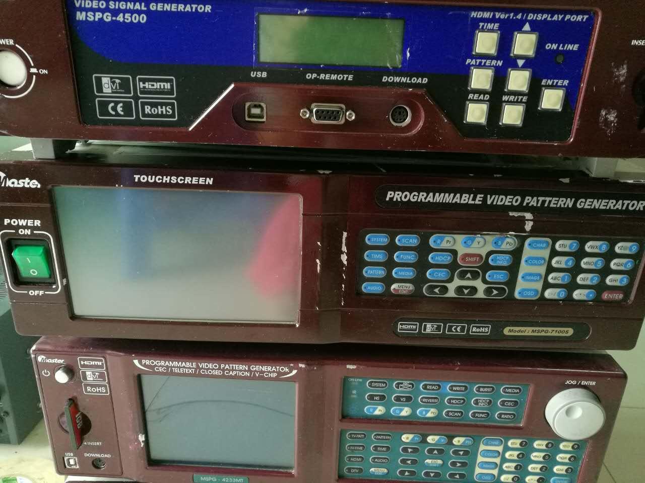 高清视频信号源MSPG-4233MT 租赁MSPG-4233MT