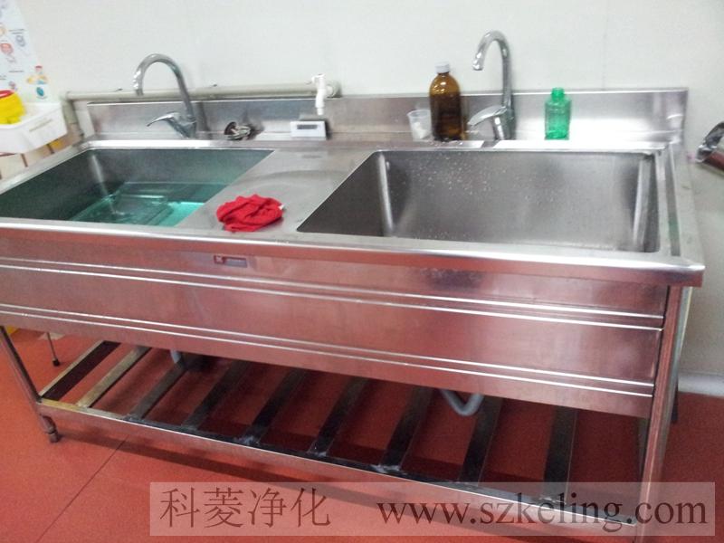 中心供应室-不锈钢清洗槽