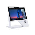 BD8500单屏双目桌面式人证核验智能终端