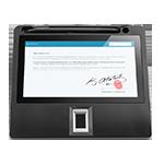 FS7指纹数字签名屏
