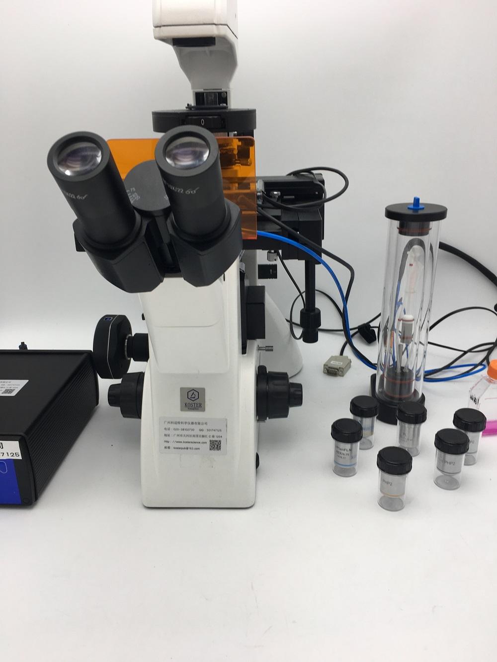 活细胞倒置荧光显微镜IMC-600TFL