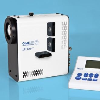 CoolLED高性能荧光显微镜光源