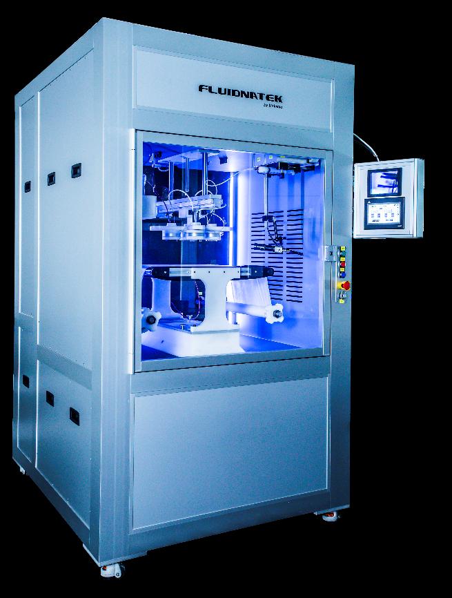 西班牙BIOINICIA —— Fluidnatek LE-500静电纺丝&静电喷雾设备