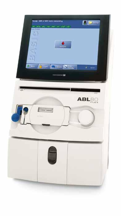 丹麦雷度ABL80 灵悦血气分析仪