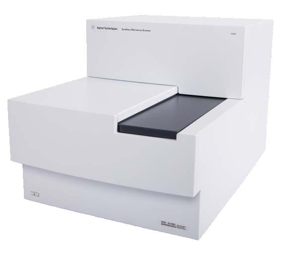 SureScan Dx芯片扫描仪