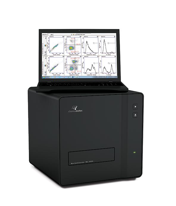 NucleoCounter®NC-3000流式细胞计数仪器