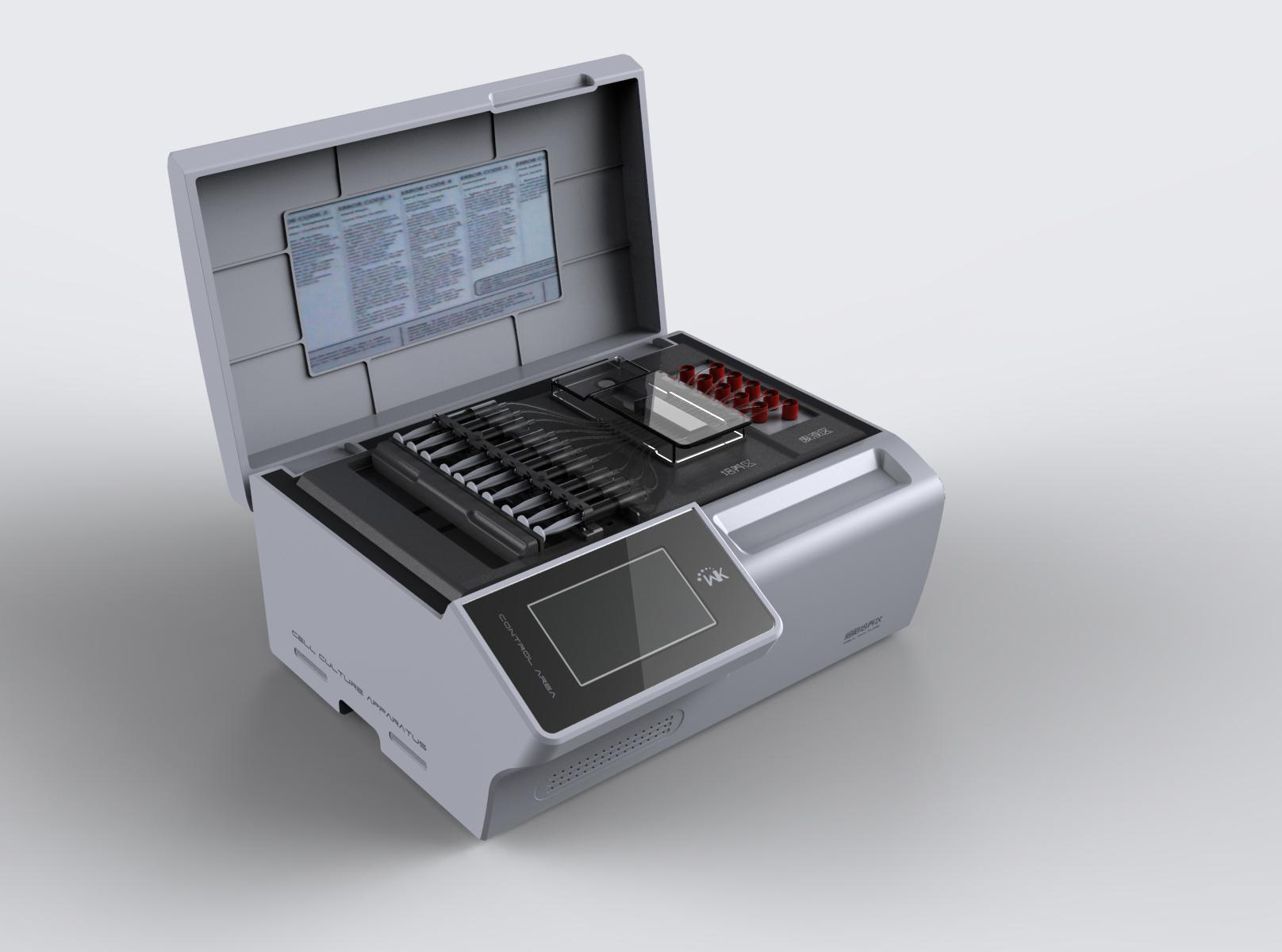3D Flo® 细胞培养仪