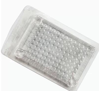 康宁corning 96孔细胞培养板Costar3590 2592 3799单条可拆酶标板