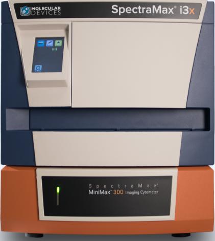 SpectraMax i3x 多功能酶标仪  Molecular Devices