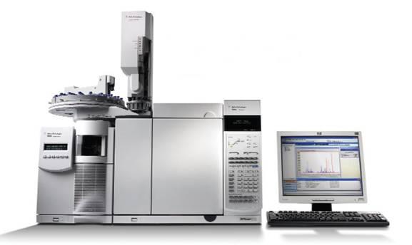 Agilent 7890A/5975C 气-质联用仪