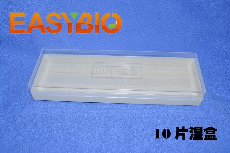 免疫组化湿盒 湿盒 10片装 透明