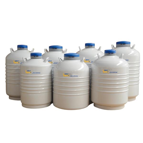 运输存储系列液氮罐