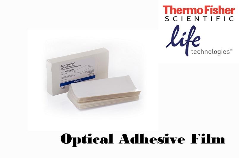 Optical Adhesive Film 4311971 PCR Compatible, DNA/RNA/RNase