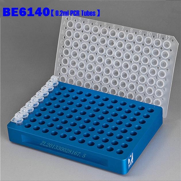 铝合金离心管架 96孔PCR板