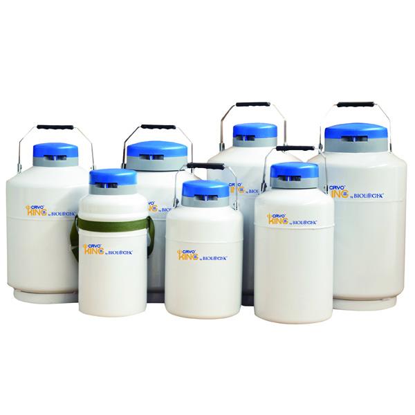 便携储存系列液氮罐