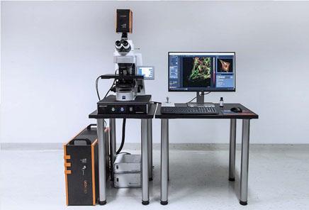 超高分辨率显微系统(STEDYCON)