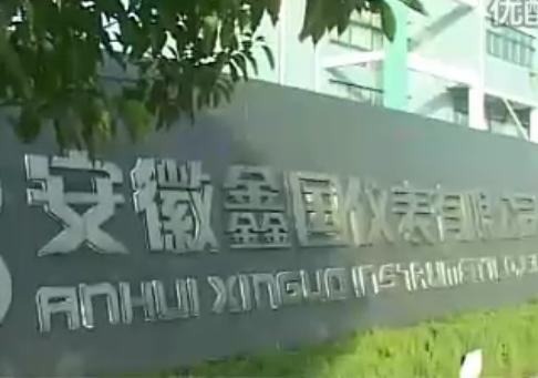 安徽鑫国仪表有限公司科技宣传片