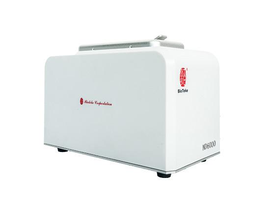 百泰克超微量紫外分光光度计ND5000操作视频