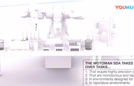 日本15轴工业机器人,这操作大开眼界!